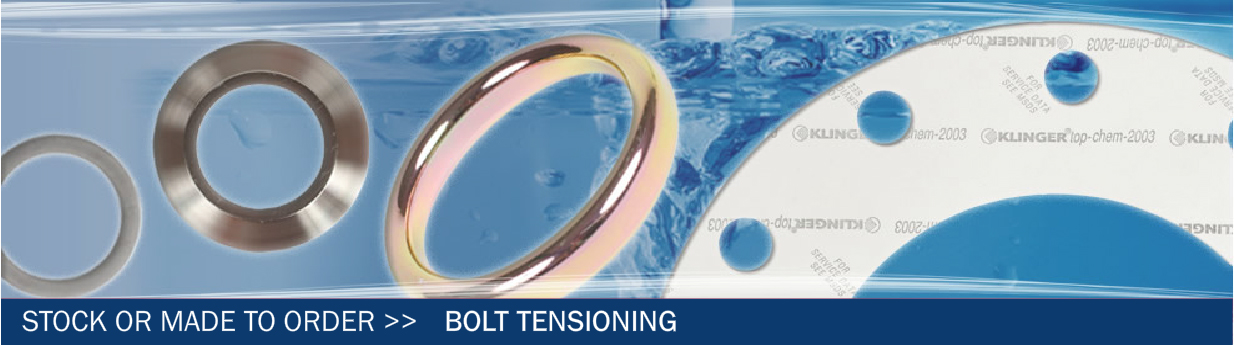 Gaskets Bolt Tensioning